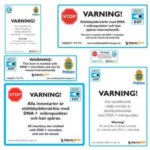 Dekaler DNA-märkning