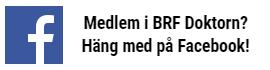 Facebook för BRF Doktorns medlemmar